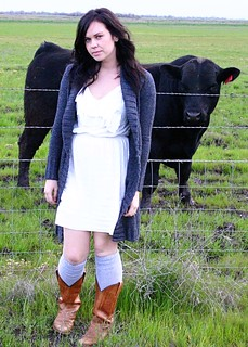 outfit & cow | by thefairchilds7