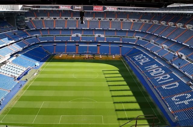 Estadio santiago bernab u flickr photo sharing for Estadio bernabeu puerta 0