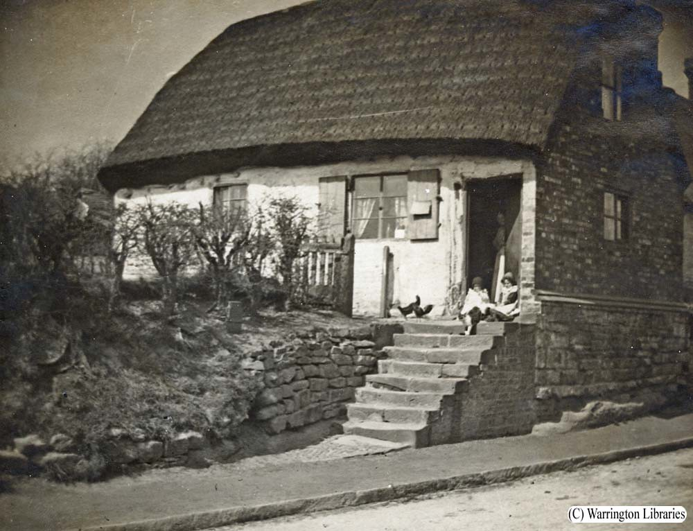 cottage in winwick road dated 1919 livewire libraries. Black Bedroom Furniture Sets. Home Design Ideas