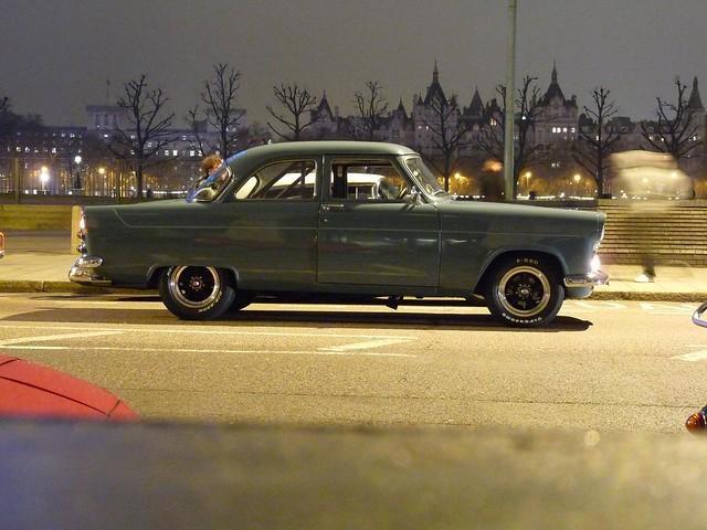 Ford Auto Finance Ford Zephyr Mk2 1958 V8 | Flickr - Photo Sharing!