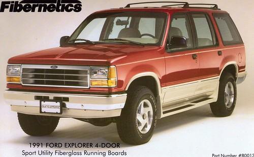 1991 Ford Explorer 4 Door 4x4 Suv Flickr Photo Sharing