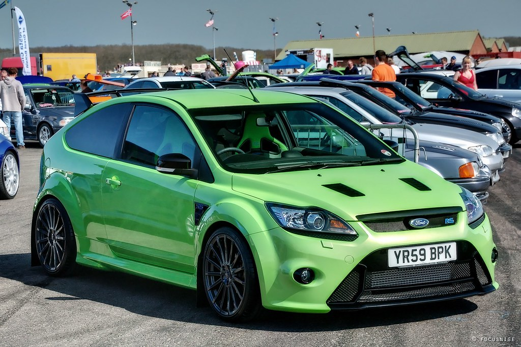 ford focus rs mk2 rsoc central day 2011 santapod focusnige flickr. Black Bedroom Furniture Sets. Home Design Ideas