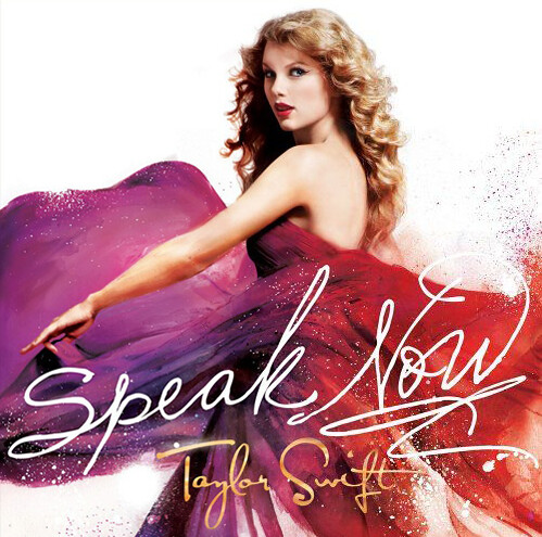Taylor Swift - Speak Now Cover   Cover (c) Taylor Swift I ...