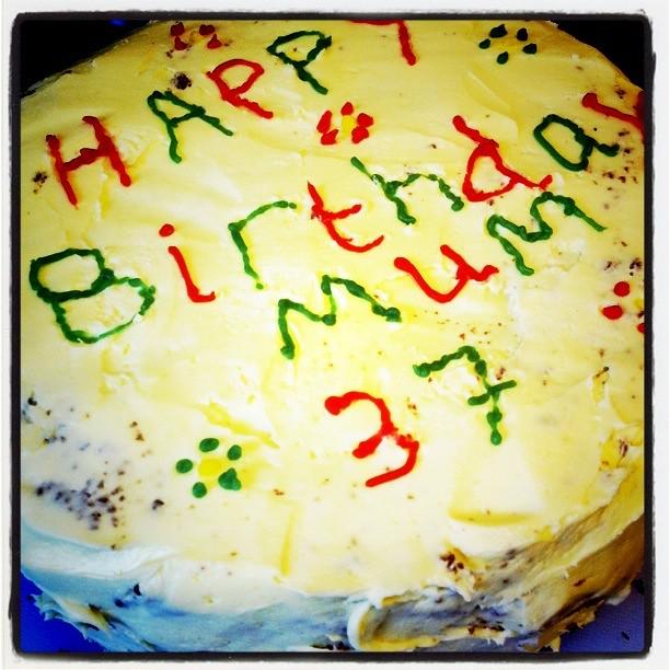 Birthday Cake Rob Simonsen Mp