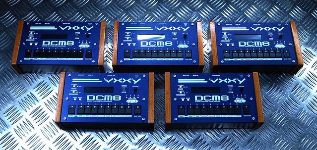 DCM8 Chiptune Drum Machine