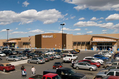 Beautiful Day at the Walmart store in Gladstone, Missouri | by Walmart Corporate