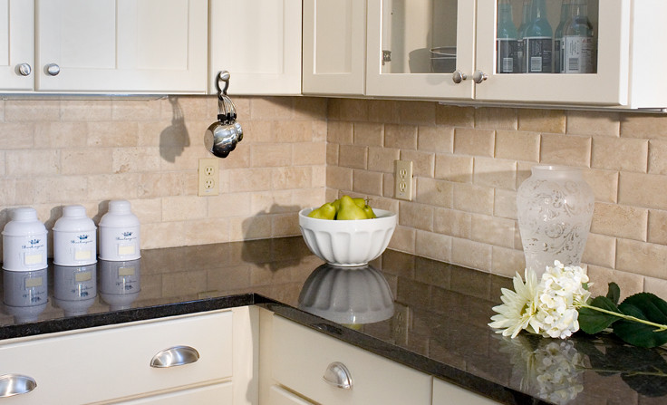 travertine subway tile backsplash all tile products are fr