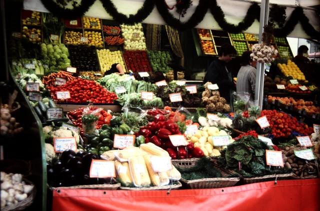 Viktualienmarkt Food Market