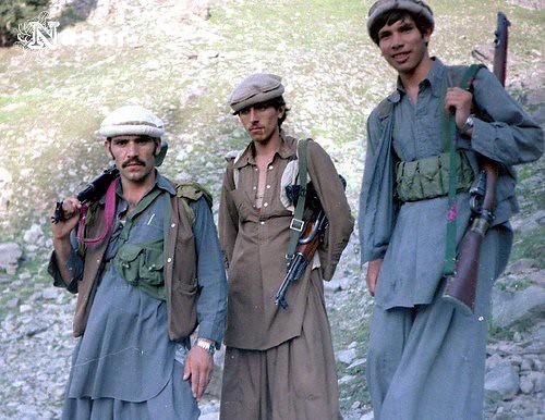 Afghan Pakhtun Mujahideens Pashtun Afghan Flickr