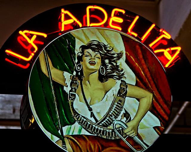 La Adelita Food Co Los Angeles Ca