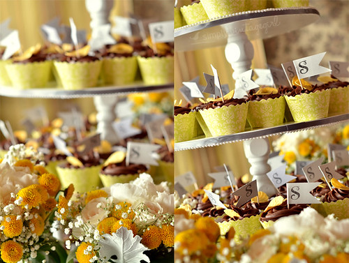 Bouquets and Cupcakes | by Simply Vintagegirl