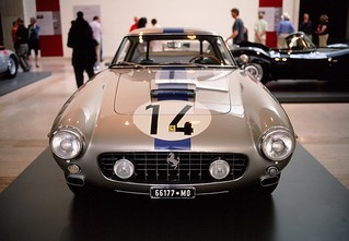 1961 Ferrari 250 GT Comp. / 61 SWB Berlinetta S/N 2689 | by scurvy_knaves