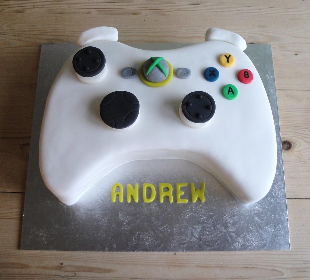 Andrew's Birthday Cake Controller