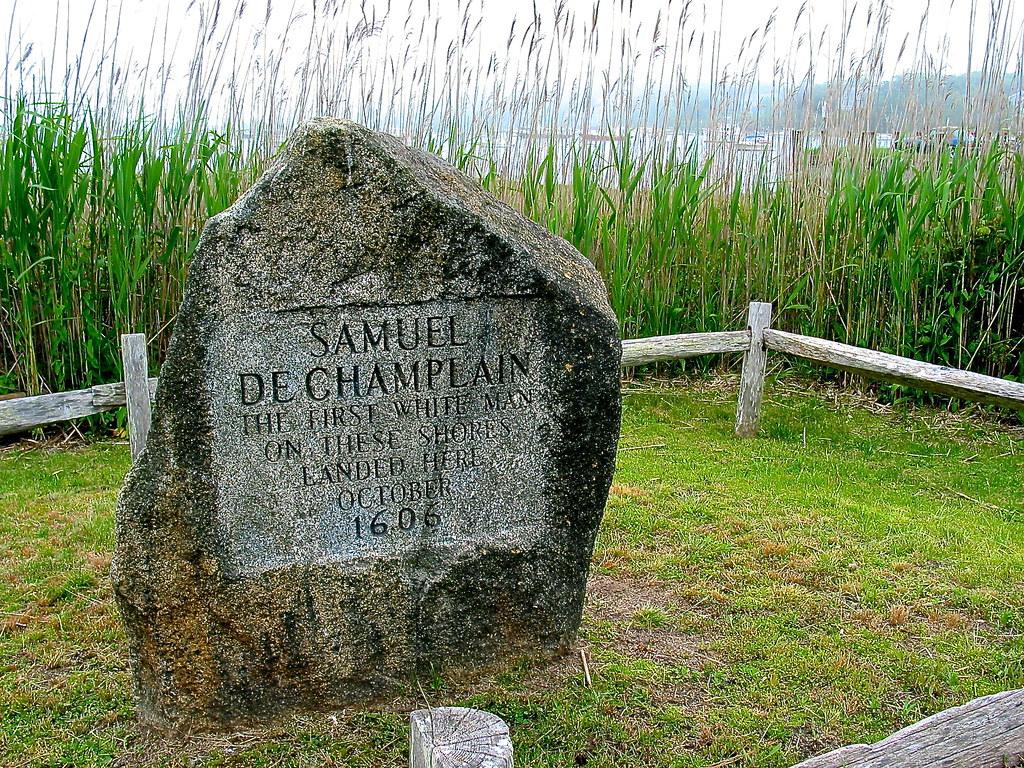 Samuel De Champlain (1606) | Samuel | De Champlain | the ...