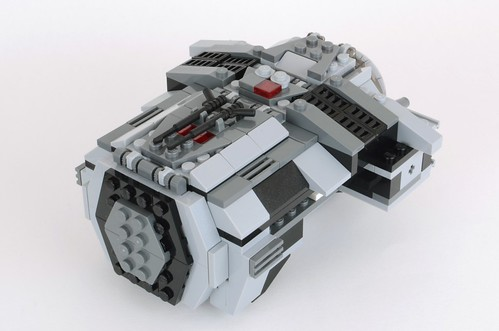 9500 Sith Fury-class Interceptor | by hmillington