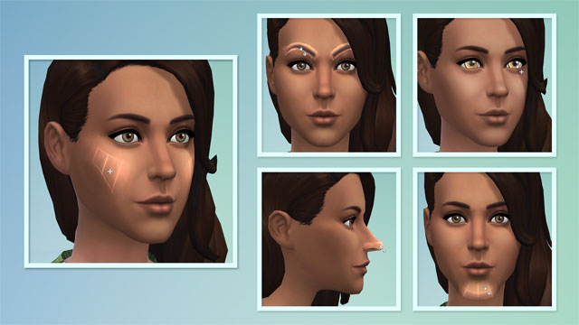 CAS de Los Sims 4