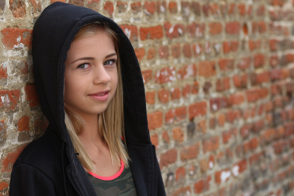 Zoë - age 13 | Photoshoot BEGIJNHOF Lier | RURO