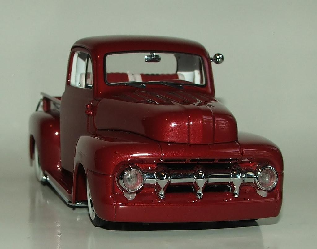 Danbury Mint 1/24 1951 Ford F1 Custom Pickup | ITR862 | Flickr