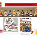 LEGO Olympic Minifigs 8909