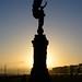 Brighton peace statue