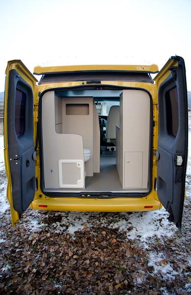 opel vivaro camper conversion 1 6 c lover van. Black Bedroom Furniture Sets. Home Design Ideas