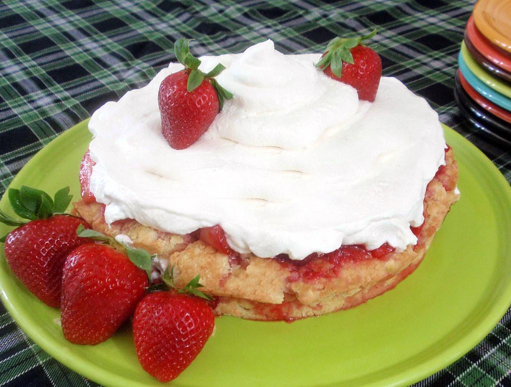 Strawberry Shortcake Recipe Using Boxed Cake Mix