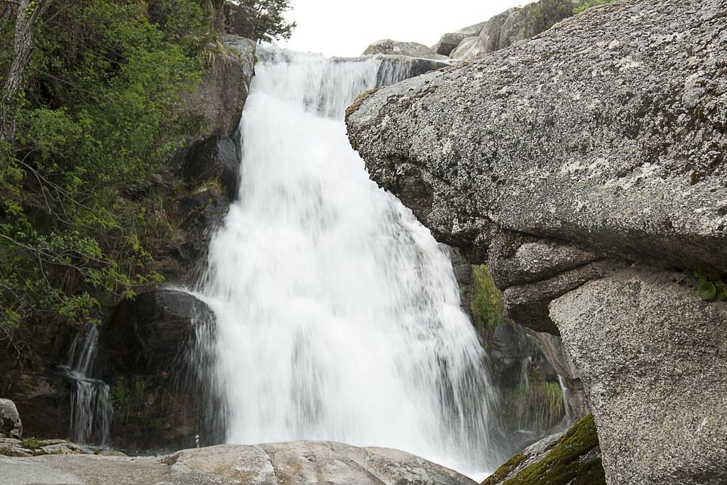 A Cascata De Agarez Parque Natural Do Alvao Beatriz Verissimo