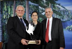 NWF Honors Nimansha Jain with 2012 Connie Award