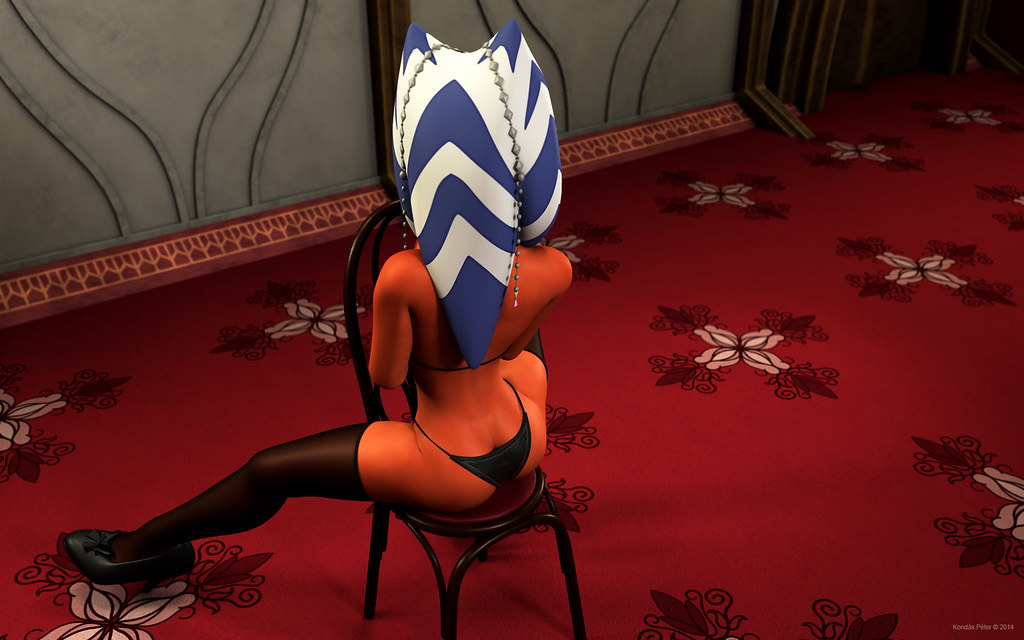 Ahsoka Tano Dress Ahsoka Tano Sexy | by