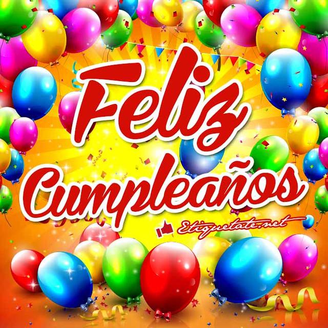 Tarjetas de Felicitación que digan Feliz Cumpleaños Gratis u2026 Flickr Photo Sharing!