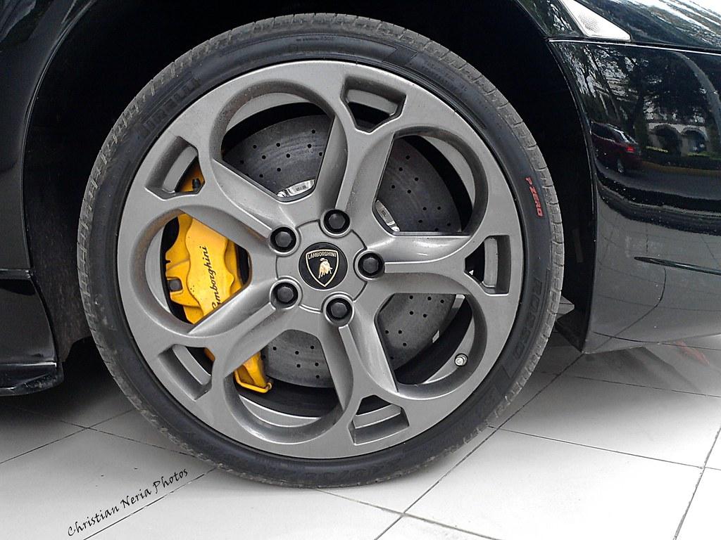 Rin Lamborghini Murcielago Nc Flickr