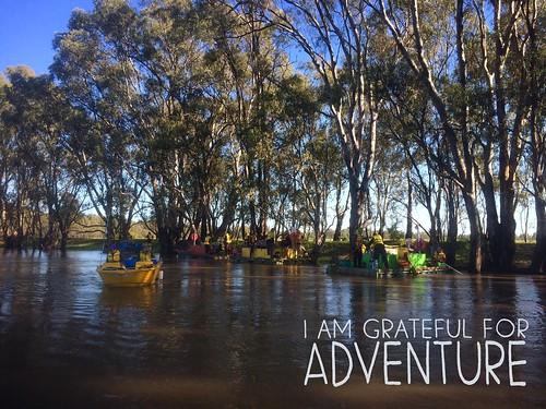 BARCOM - I am Grateful for Adventure