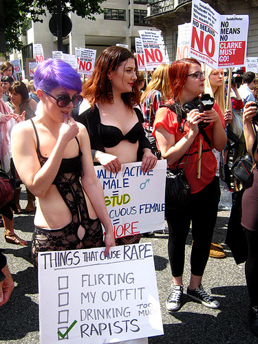 slutwalk london | by Tukru Loves You