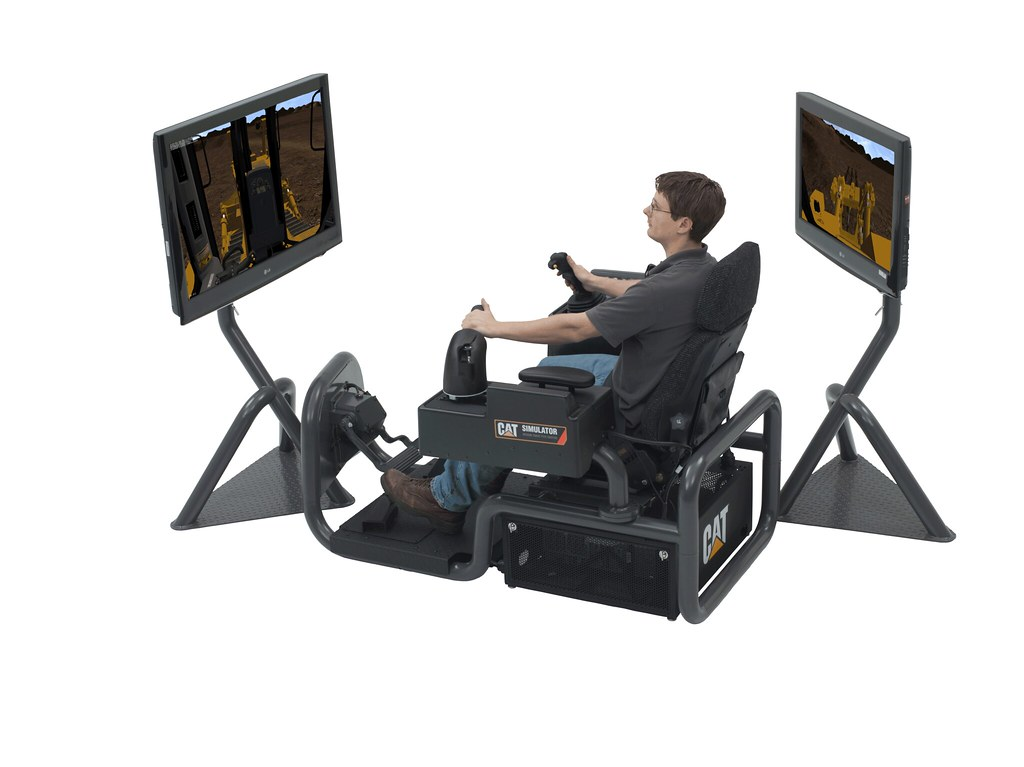 Track Systems For Tractors Track Type Tractor Simulator