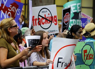 Anti-frack rally 5 | by Owen Crowley