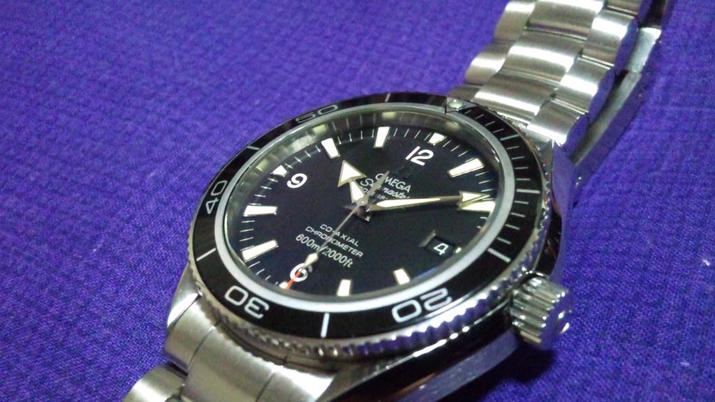 old planet ocean 2500 rep replica watch info