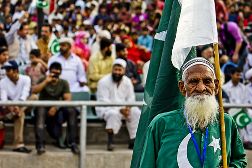 Wagah Border Baba 1 | by Imtiaz Ahmed's Photography