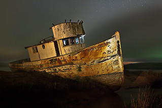 Point Reyes Shipwreck | by Micahhead