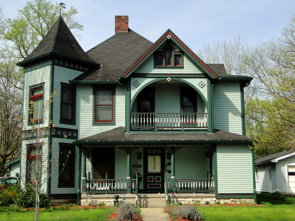 Gorgeous House | Spencer, Indiana has some beautiful ...