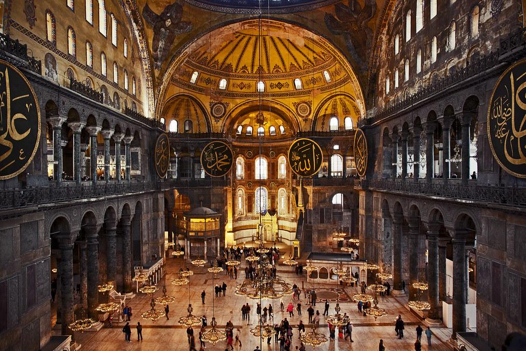 AyaSofya  Aya Sofya  Hagia Sophia  Istanbul Turkey  Flickr