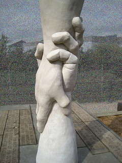 'Helping Hands', by Alec Peever (2011) | by Snapshooter46