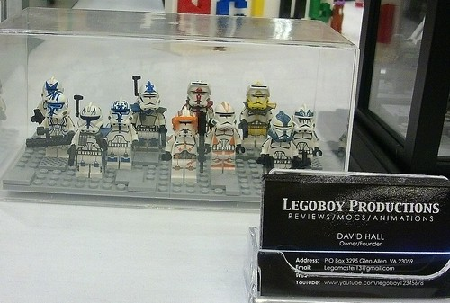 Clone Troopers by Legoboy Productions | by Kyle Peckham