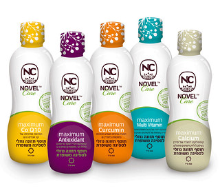 Novel Care supplements | by FoodBev Photos
