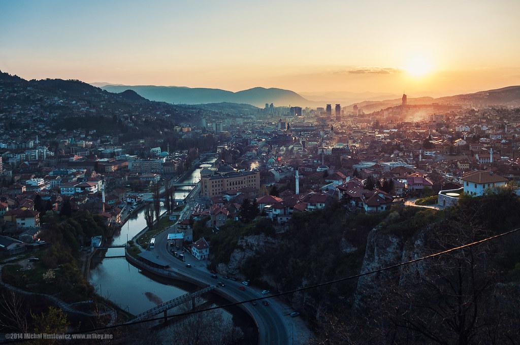 6.    Sarajevo, Bosnia