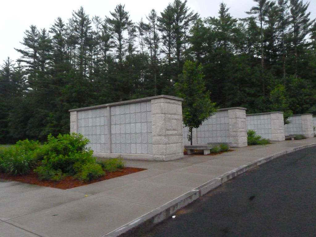 New Hampshire State Veterans Cemetery Boscawen Nh Flickr