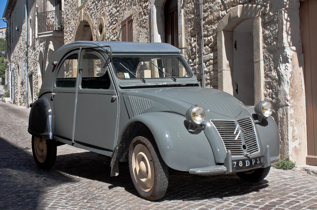 citroen 2cv 1955 foued13 flickr. Black Bedroom Furniture Sets. Home Design Ideas