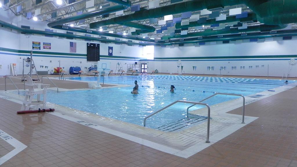 Indoor Swimming Pool Princess Anne Recreation Center Virginia Beach Parks Recreation Flickr