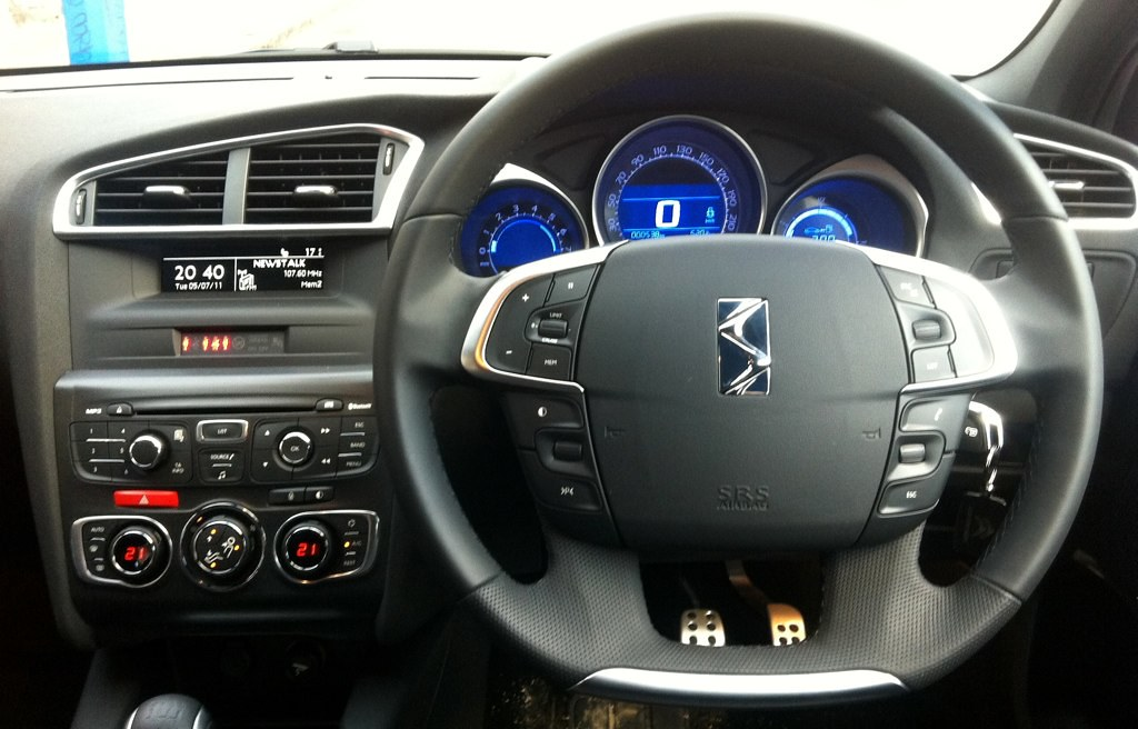 citroen ds4 interior paddy comyn flickr