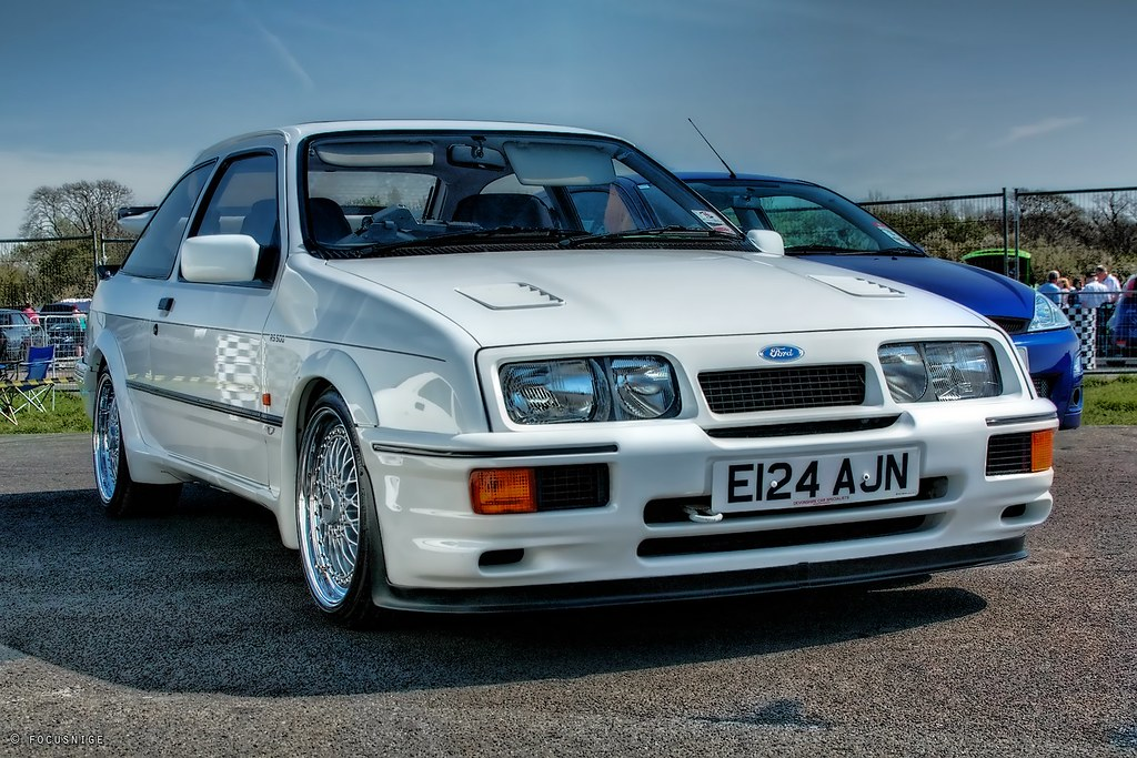Ford Sierra Rs Cosworth Rs500 Rsoc Central Day 2011