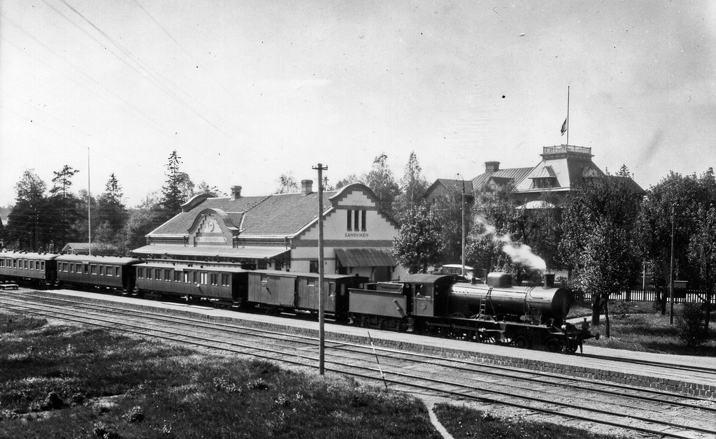 tåg nr 91